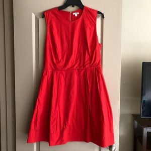 GAP coral dress - 12 - NWT